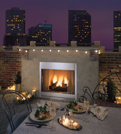 Outdoor Patio Fireplaces Propane Natural Gas