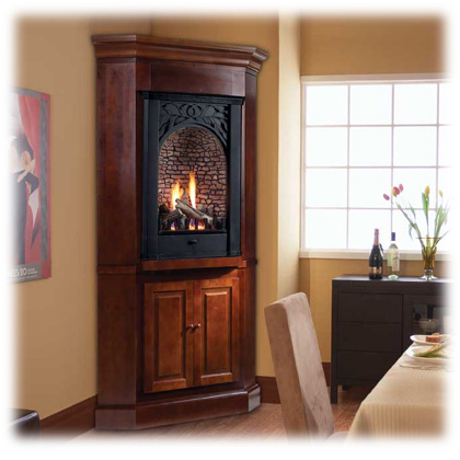 A LOOK AT ELECTRIC FIREPLACES VS. VENT FREE GAS FIREPLACES