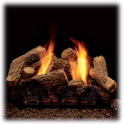 gas logs ventless gas logs and vent free gas logs by monessen