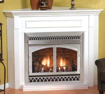 Vent Free and Ventless Fireplaces - Monessen and Empire