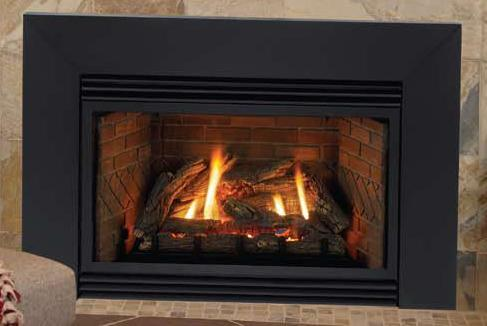 Brook Ventless Gas Fireplace Fireplaces