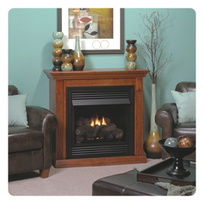 Empire Ventfree Fireplaces, Gas Fireplace Insert And Vent Free Freestanding  Stove
